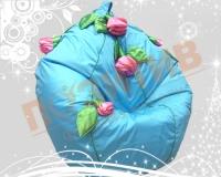 Кресло-мешок «Розы»